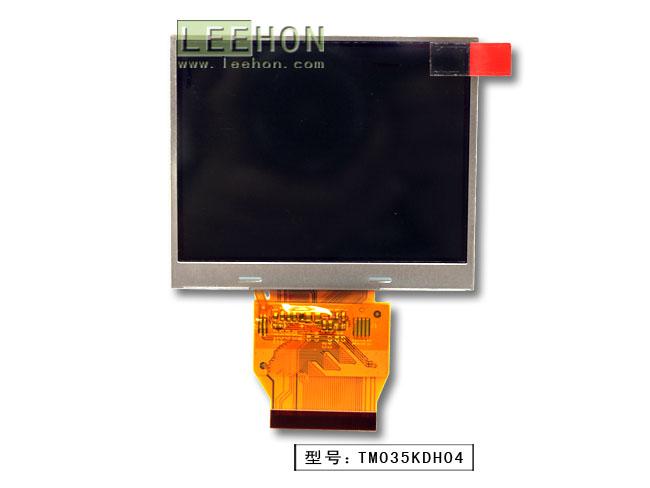 TM035HBHT6天马3.5寸工业液晶屏阳光下可视并点四线电阻触摸 - TM035HBHT6竖屏液晶屏