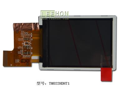 说明: TM022HDHT1天马2.2寸液晶屏 -TM022HDHT1宽温半反半透液晶屏