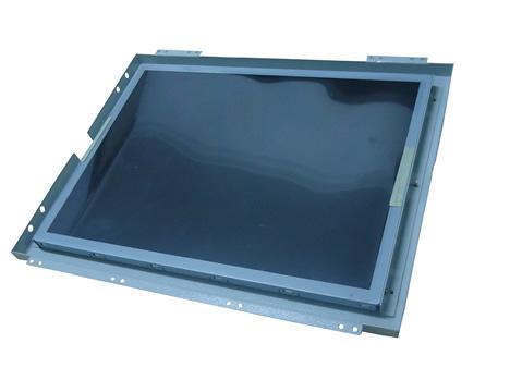 开放式触摸工业显示器