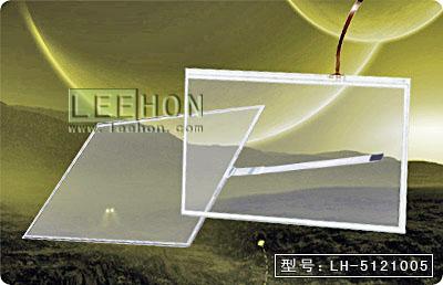 友达10.1寸原装原包投射式工业触摸电容屏-I101FGT14.0