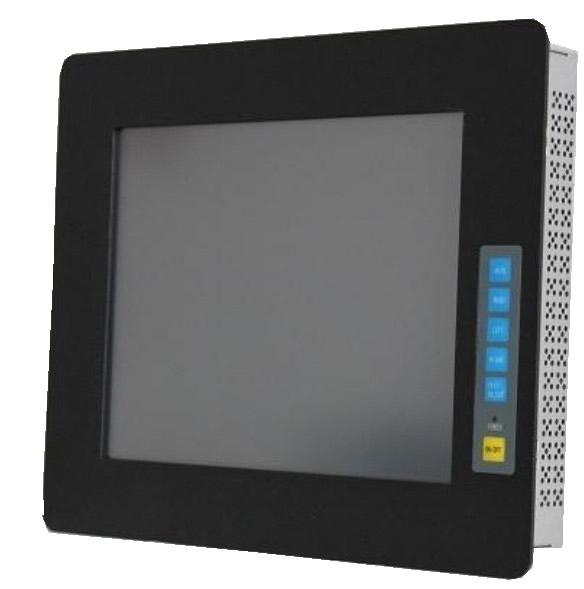 工业液晶触摸平板显示器